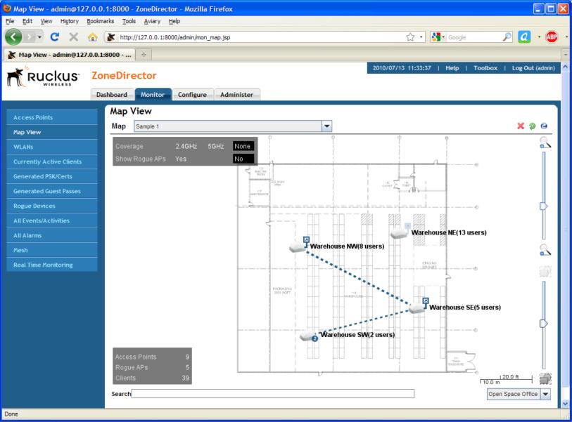 ZoneDirector 1200 | Ruckus Networks
